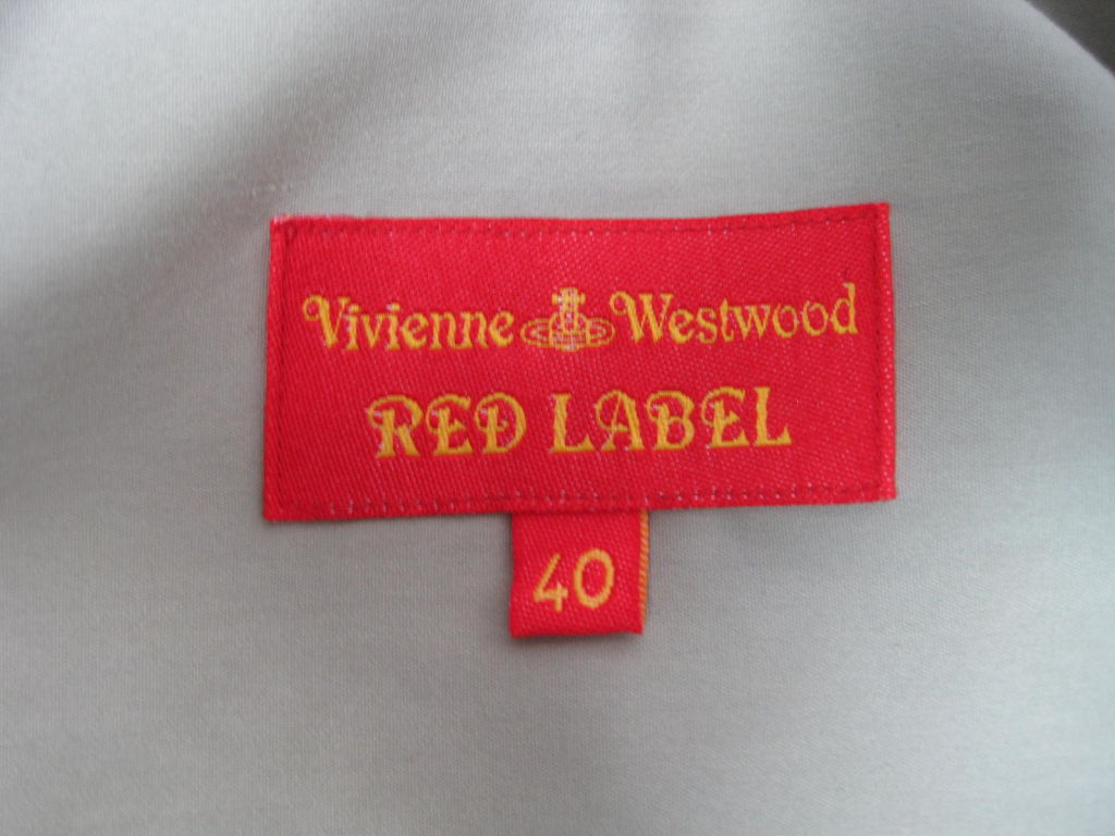 Vivienne Westwood Red Label Asymmetrical Blouse For Sale 5