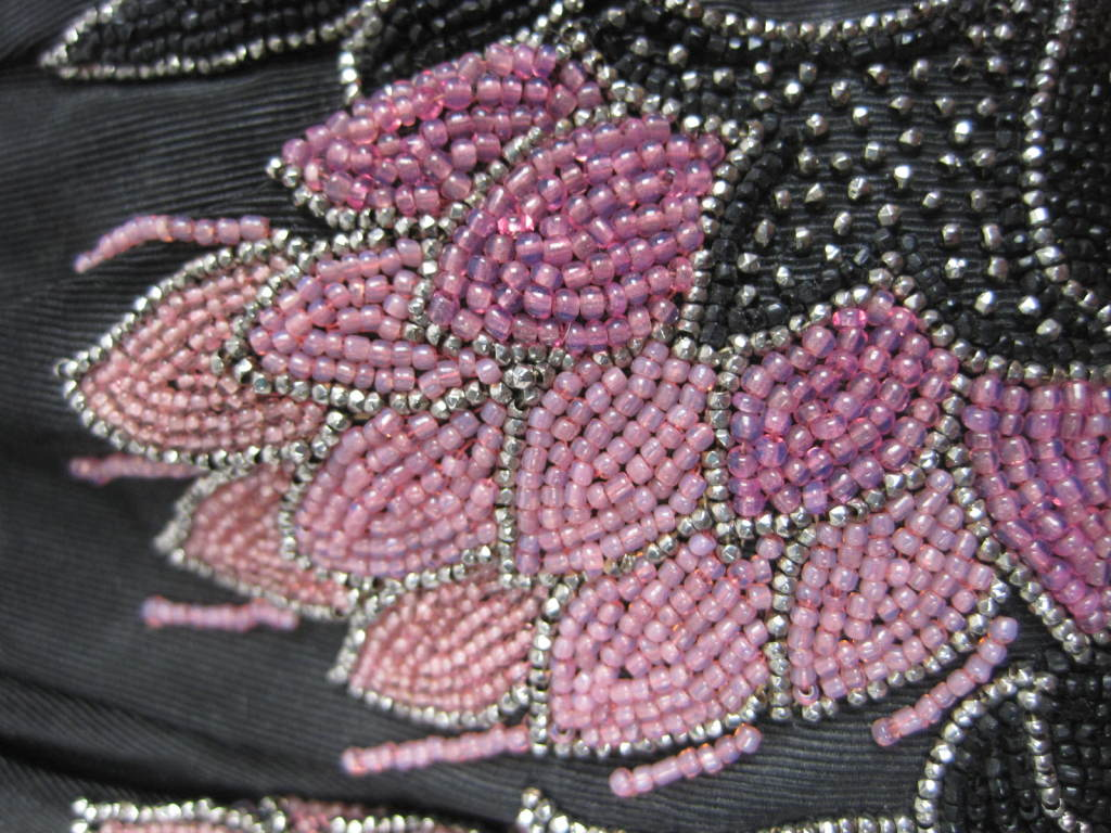 1920's French Beaded Handbag 6