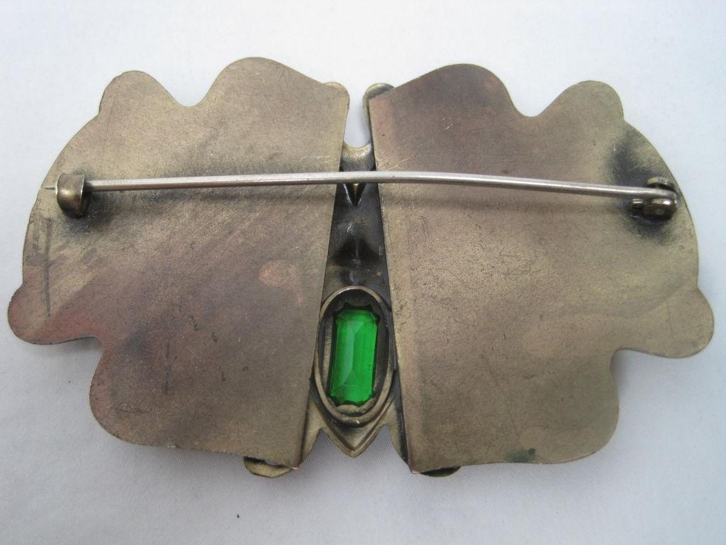 Art Nouveau Brooch-SALE! 6