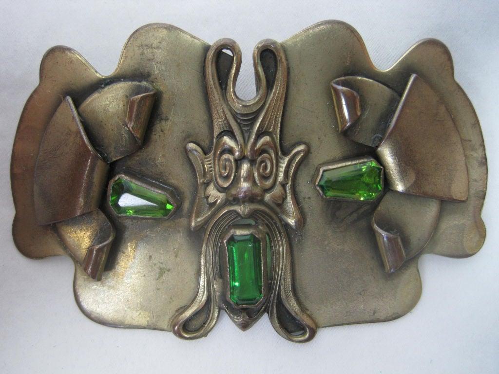 Art Nouveau Brooch-SALE! 8