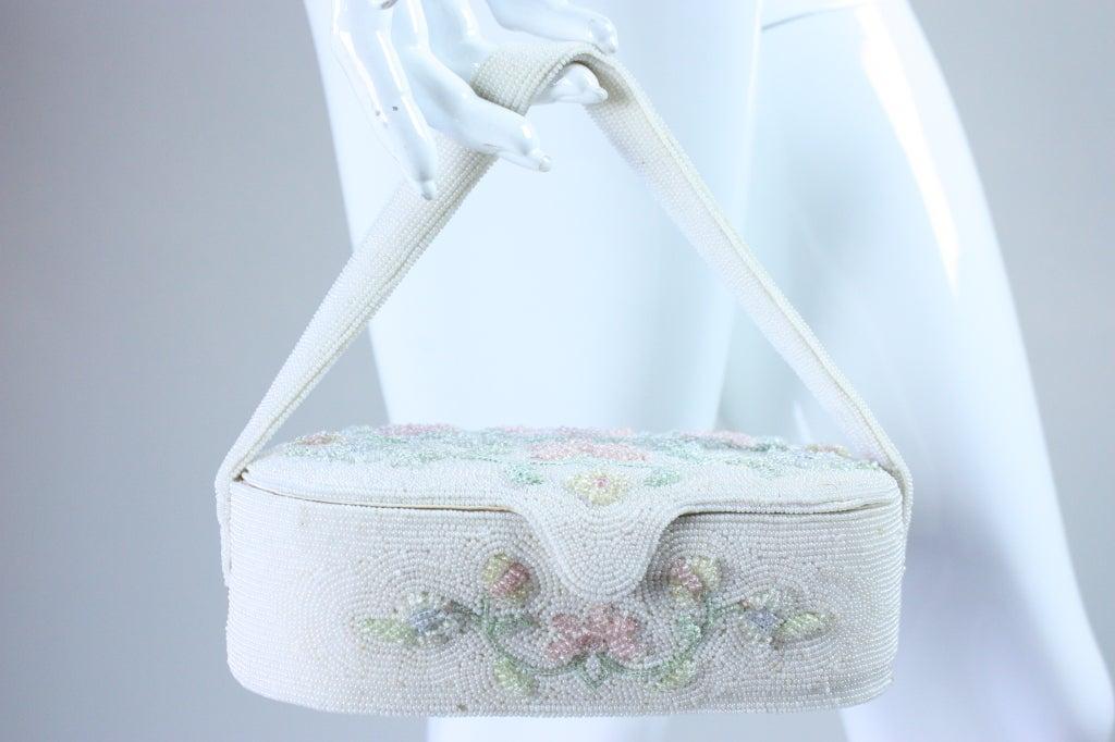 1950's Beaded Handbag from Magid 2