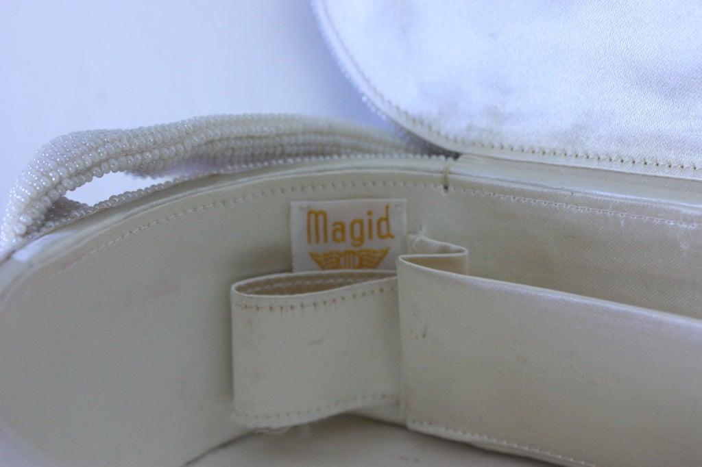 1950's Beaded Handbag from Magid 9