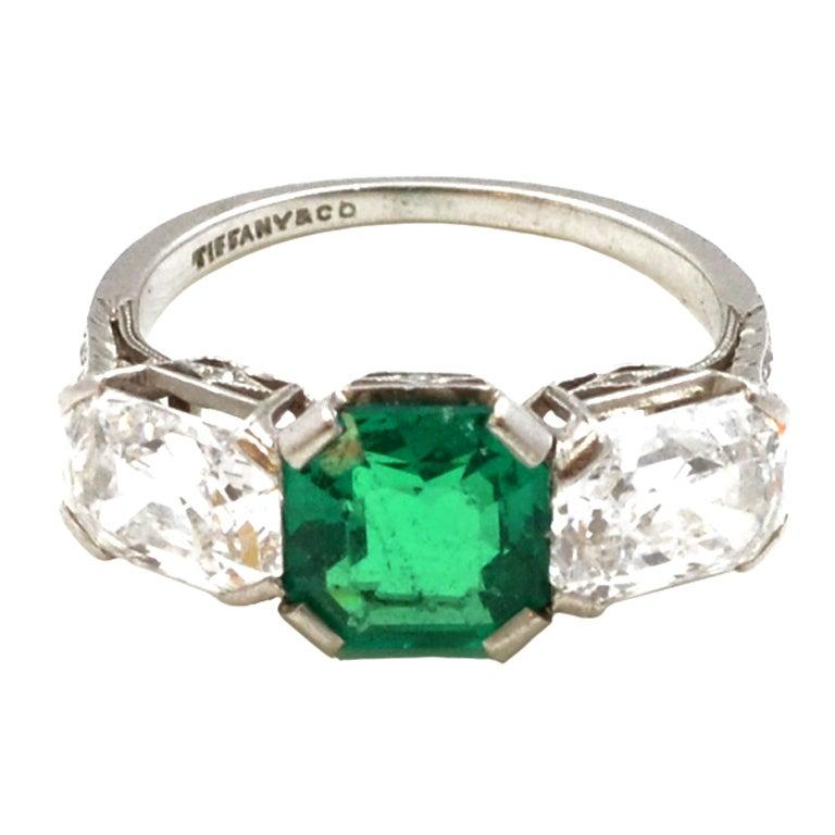 Tsavorite Ring Tiffany And Co