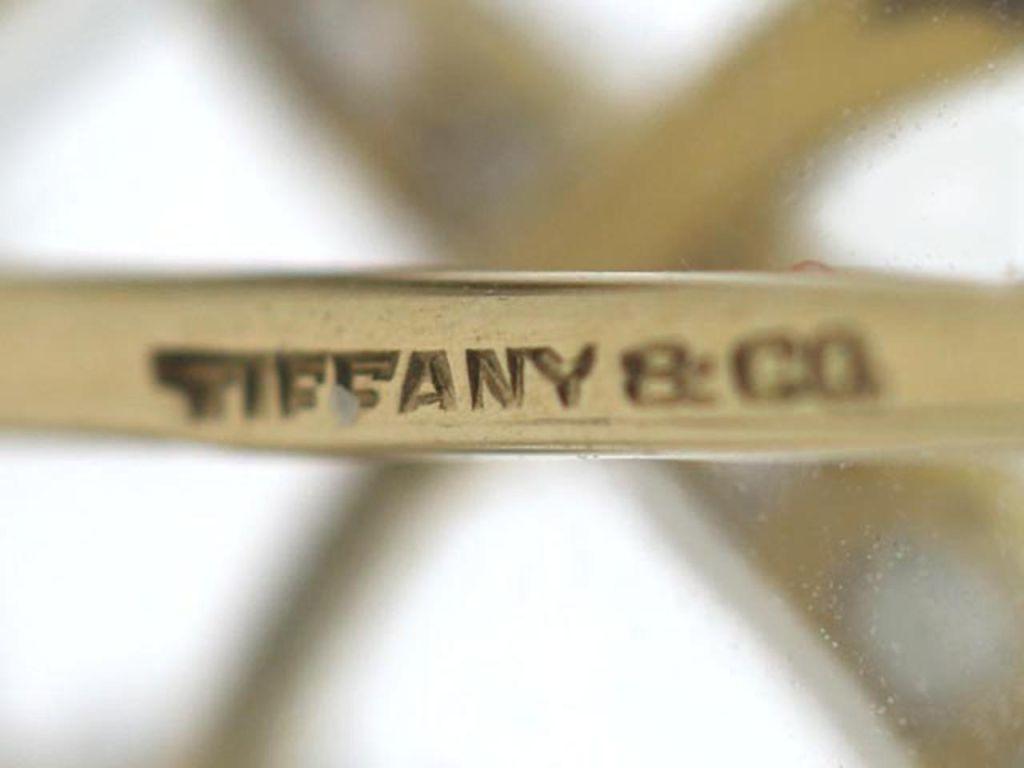 TIFFANY & CO Antique diamond pendant/brooch  5