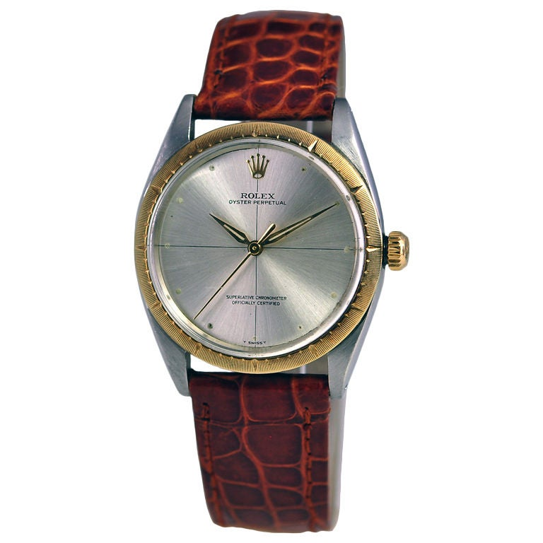 Rolex Zephyr 1960 ref 1008