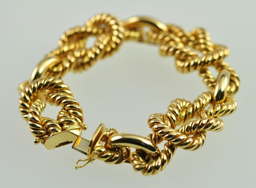 Chunky rope twist Bracelet image 2