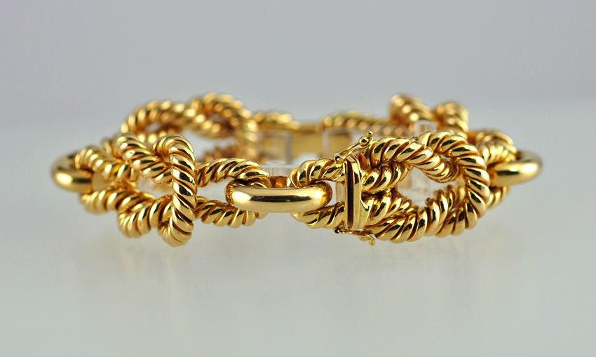 Chunky rope twist Bracelet image 4