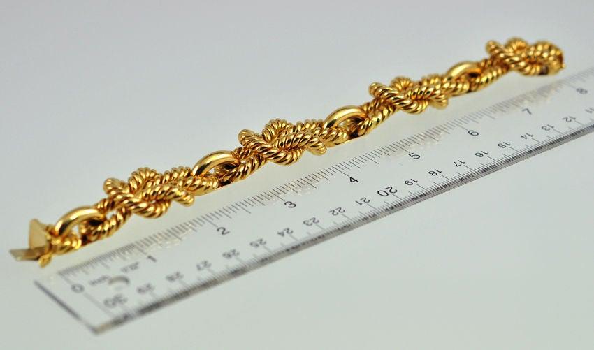 Chunky rope twist Bracelet image 7