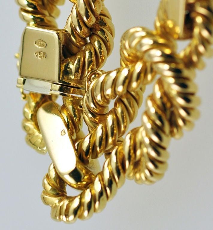 Chunky rope twist Bracelet image 6