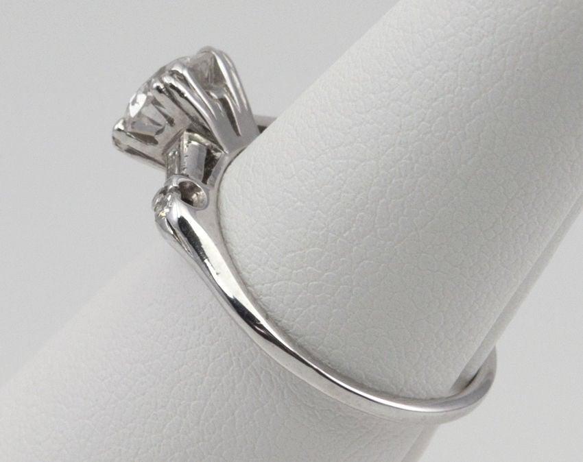 Estate Diamond  Engagement Ring 5