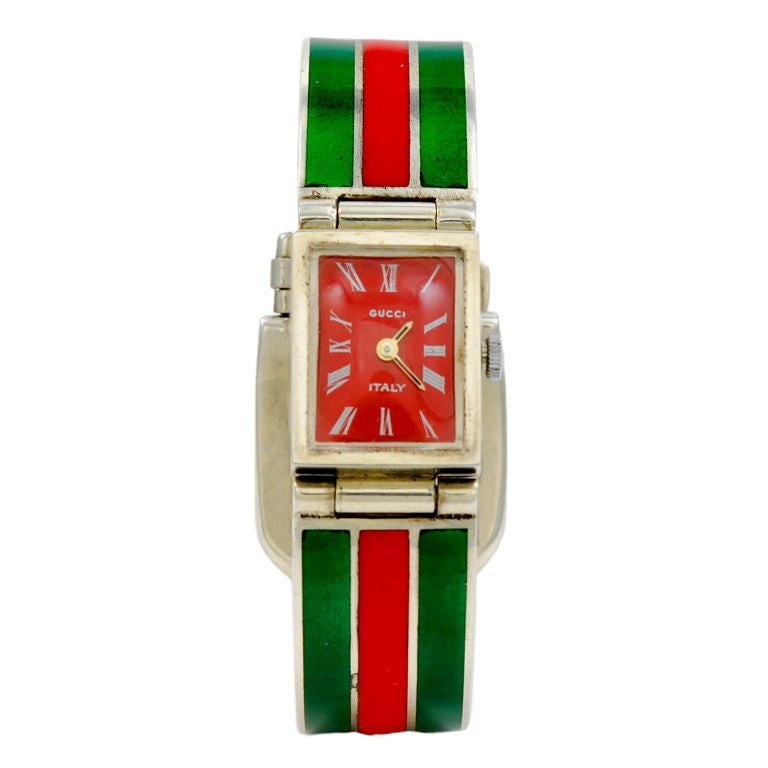 how to replace vintage gucci watch strap