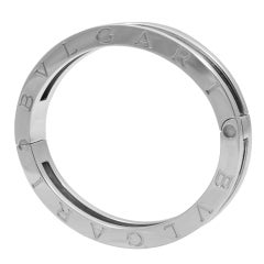 BULGARI all Stainless Bvlgari Bulgari Cuff
