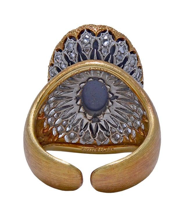 BUCCELATTI Opal and Diamond Ring image 3