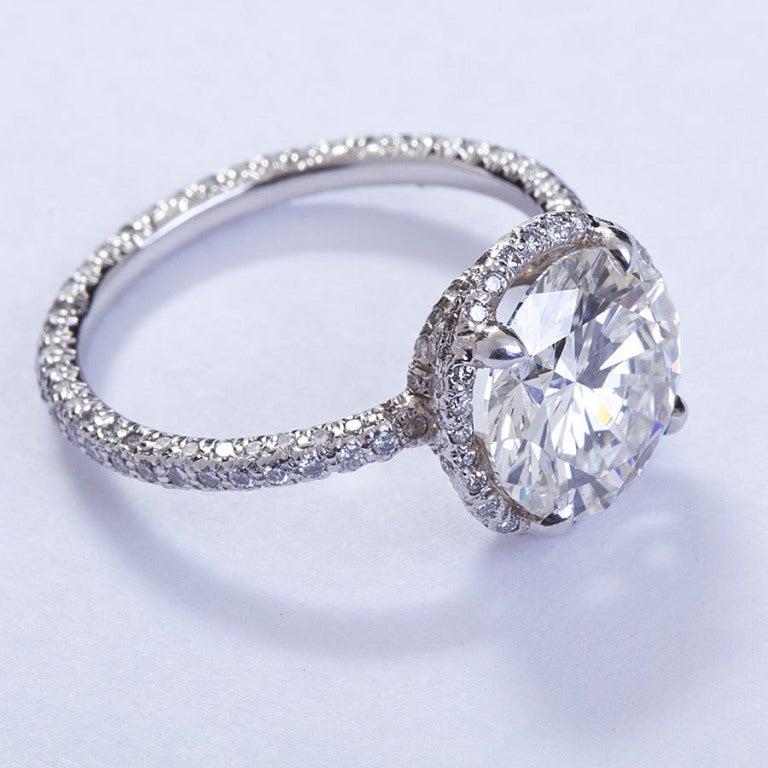 Fred Leighton Engagement Rings Price