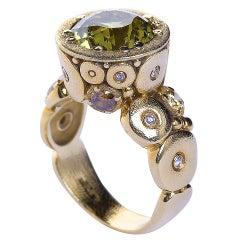 "ALEX SEPKUS Garnet ""Orchard"" Ring"