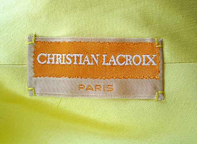 1999 Christian Lacroix Haute Couture  Runway Ensemble - Collectors 8