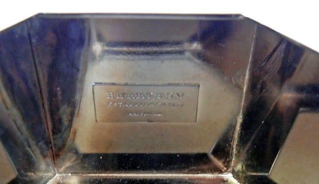 Burberry Prorsum Warrior Oversized Hexagon Cuff Bracelet For Sale 2