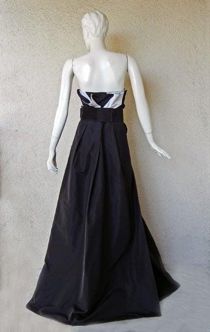 Featured in Vogue Gucci Origami Gown w/Horsebit Belt   6