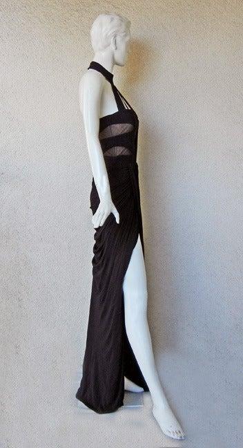 Alexander McQueen Bondage Gown   4