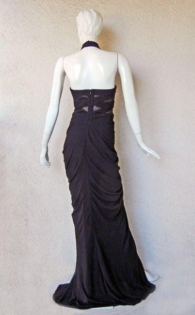 Alexander McQueen Bondage Gown   5