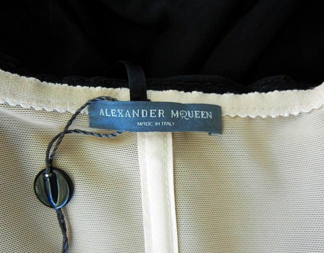 Alexander McQueen Bondage Gown   6