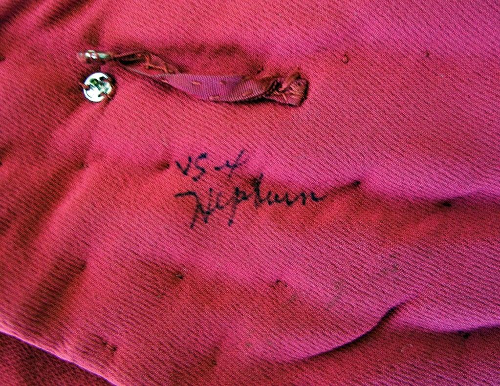 Rare Valentina/Hepburn Theatre Collection Jumpsuit Ensemble 10
