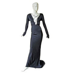 Tom Ford for Gucci 2002 Old Hollywood Glamor Worn on the Red Carpet