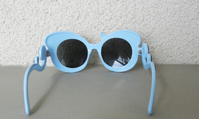 PRADA SOLD OUT BUTTERFLY SUNGLASSES image 5