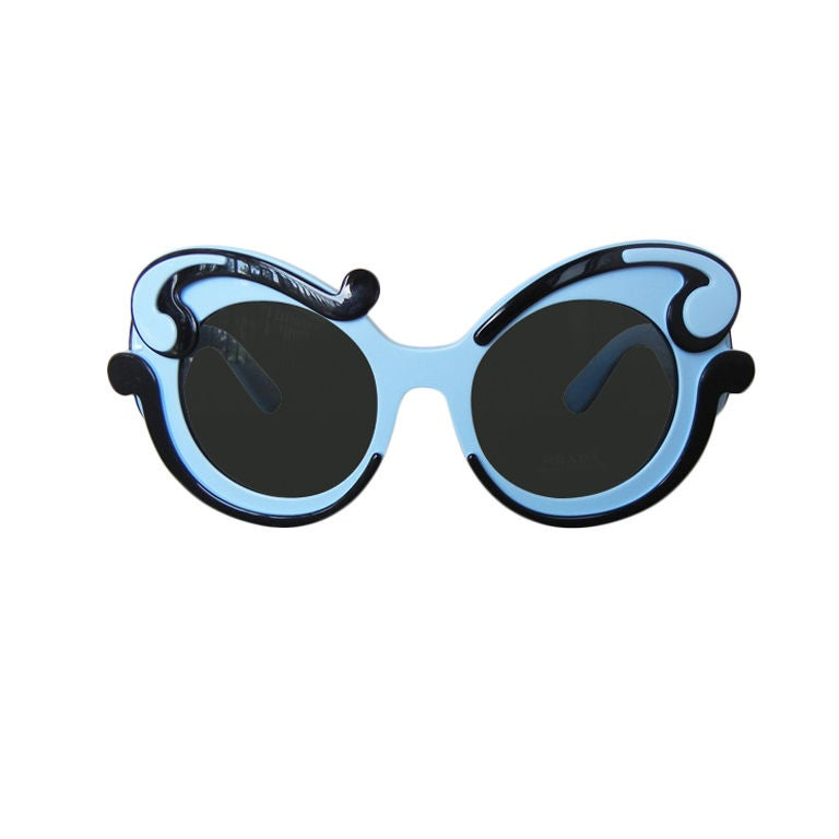 PRADA SOLD OUT BUTTERFLY SUNGLASSES