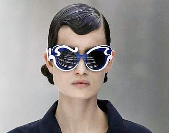 PRADA SOLD OUT BUTTERFLY SUNGLASSES image 8
