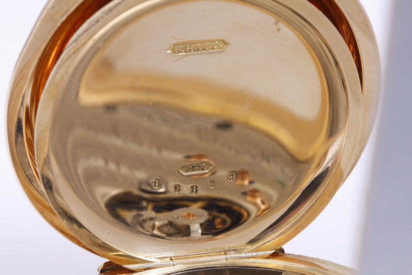 E. Howard & Co. Boston Highly Collectible Pocket Watch 5