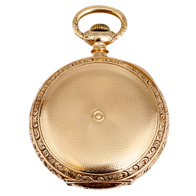 E. Howard & Co. Boston Highly Collectible Pocket Watch 1