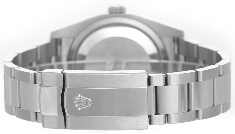 Rolex Lady's Stainless Steel and Diamond Datejust Wristwatch 2