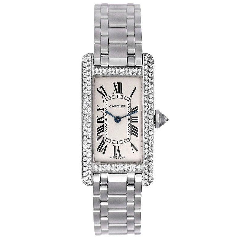 Cartier All Diamond Watch Price