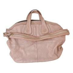 Givenchy Puddy Leather Color Nightingale Handbag