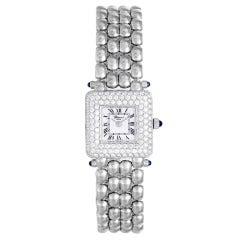 Chopard Lady's White Gold and Diamond Les Classique Femme Bracelet Watch