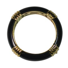 GUCCI Onyx Bangle