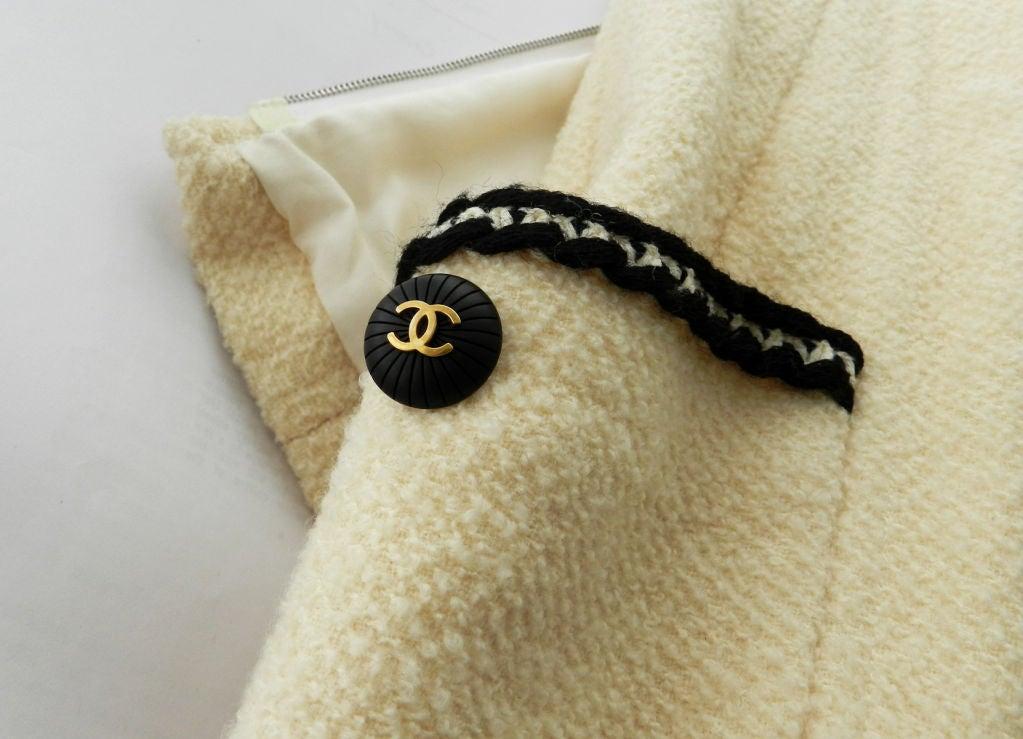 Iconic Chanel 1993 P Runway Corset 4
