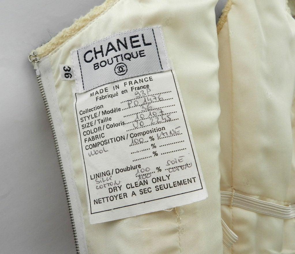 Iconic Chanel 1993 P Runway Corset 5