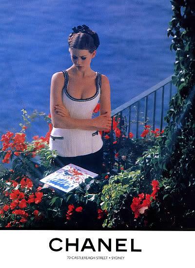 Iconic Chanel 1993 P Runway Corset 7