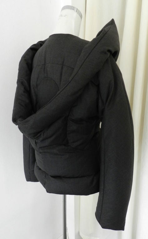 Alexander McQueen 1999 The Overlook Coat image 6