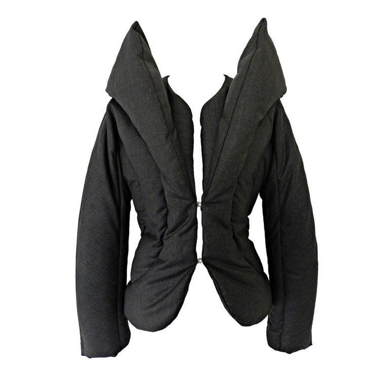 Alexander McQueen 1999 The Overlook Coat