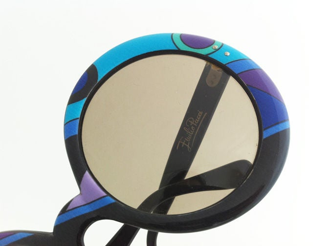 Emilio Pucci Vivara Sunglasses image 3