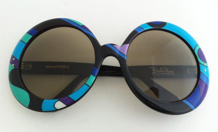 Emilio Pucci Vivara Sunglasses image 4