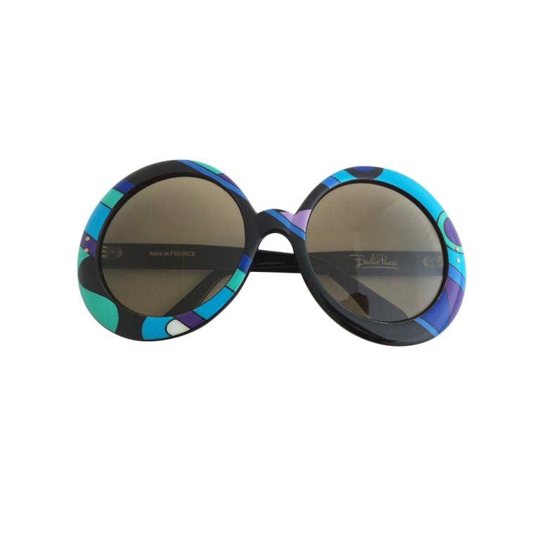 Emilio Pucci Vivara Sunglasses