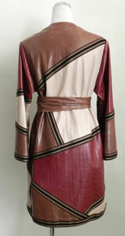 Missoni Leather Coat 5