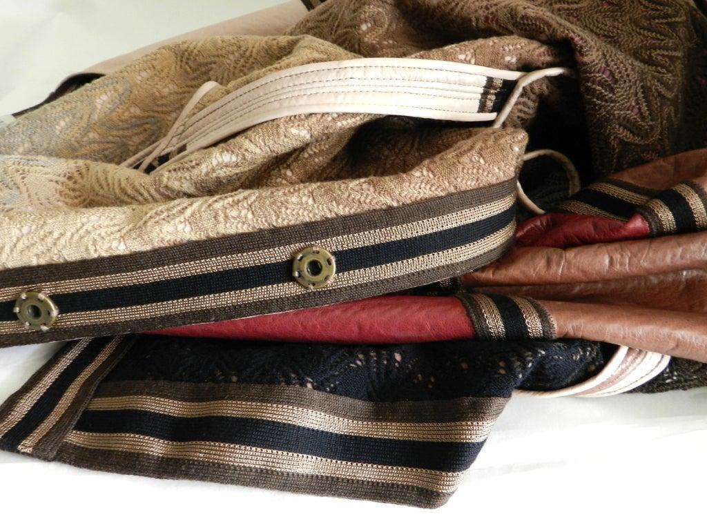Missoni Leather Coat 7