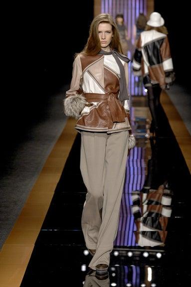 Missoni Leather Coat 10