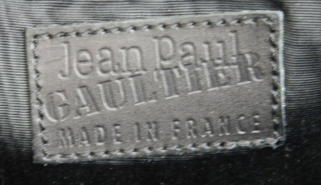 Jean Paul Gaultier Bustier Backpack Purse at 1stdibs
