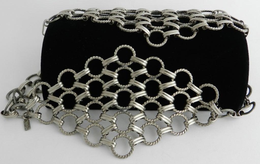 Yves Saint Laurent Vintage 1960 S Chain Belt At 1stdibs